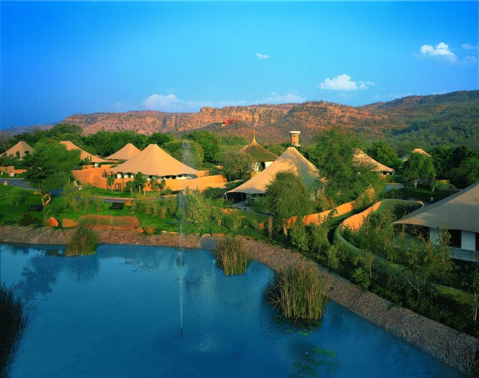 An exotic vacation in India, your own private home in Morocco, and complete access to the Masters golf tournament final