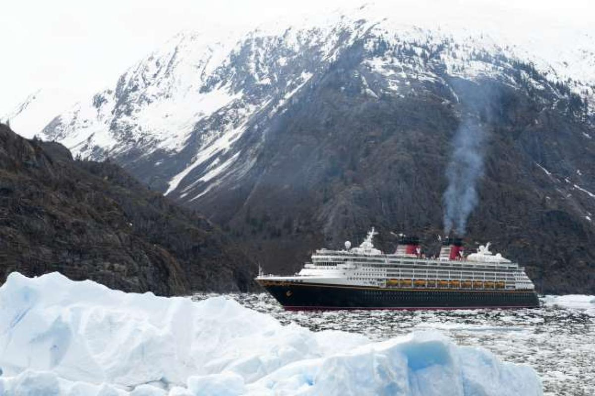 Disney cruise to Alaska is a Wonder to behold with fjords, glaciers, abundant wildlife and even panning for gold