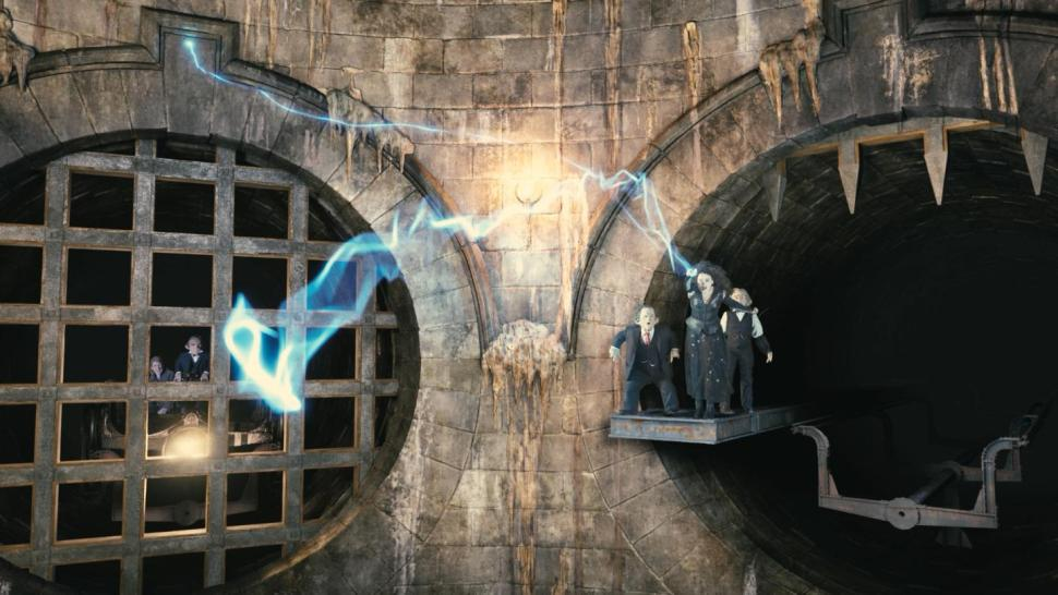 Harry Potter and the Escape From Gringotts in Diagon Alley is the latest thrill ride at Universal Orlando