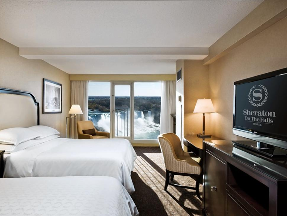 Travel Deals and Steals: Niagara Falls, Silicon Valley wine, home rentals