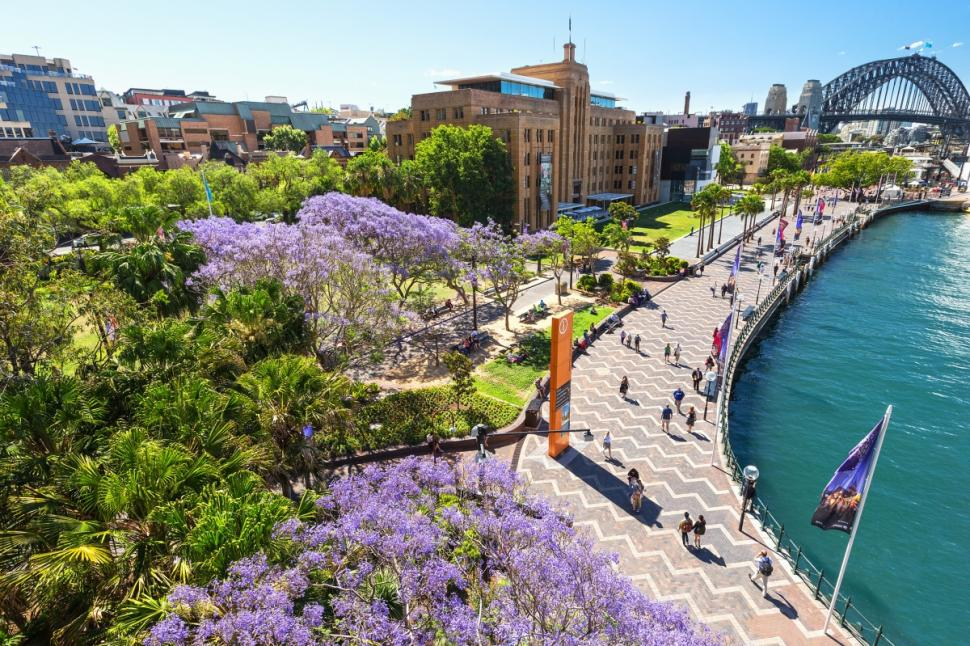 Sydney, with its stunning beaches and vistas, is a city that is best seen from the out-of-doors