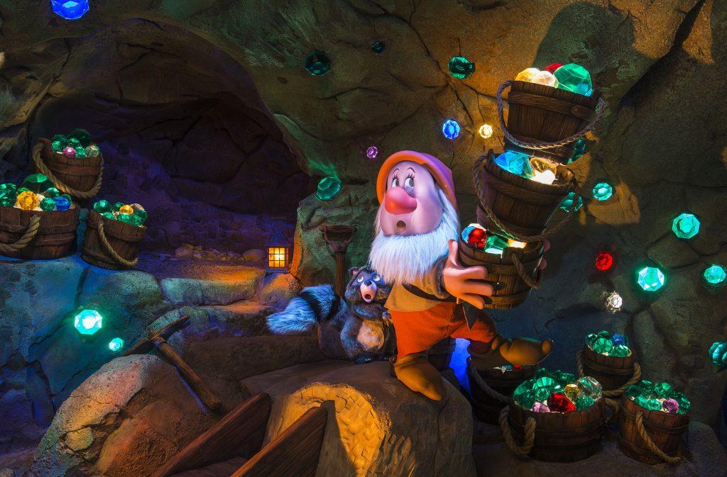 Seven Dwarfs Disneyland