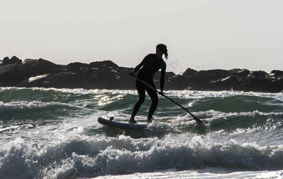 Everything You Ever Wanted To Know And More About Paddleboarding